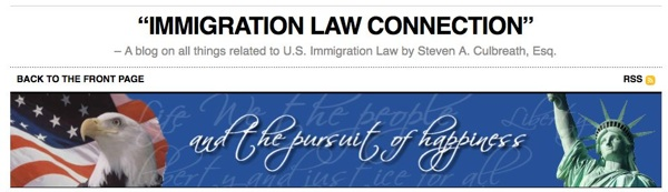 My Immigration Law Blog